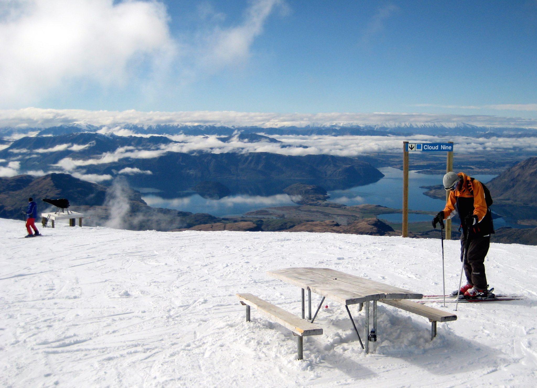 Winter in Wanaka - South Island, New Zealand