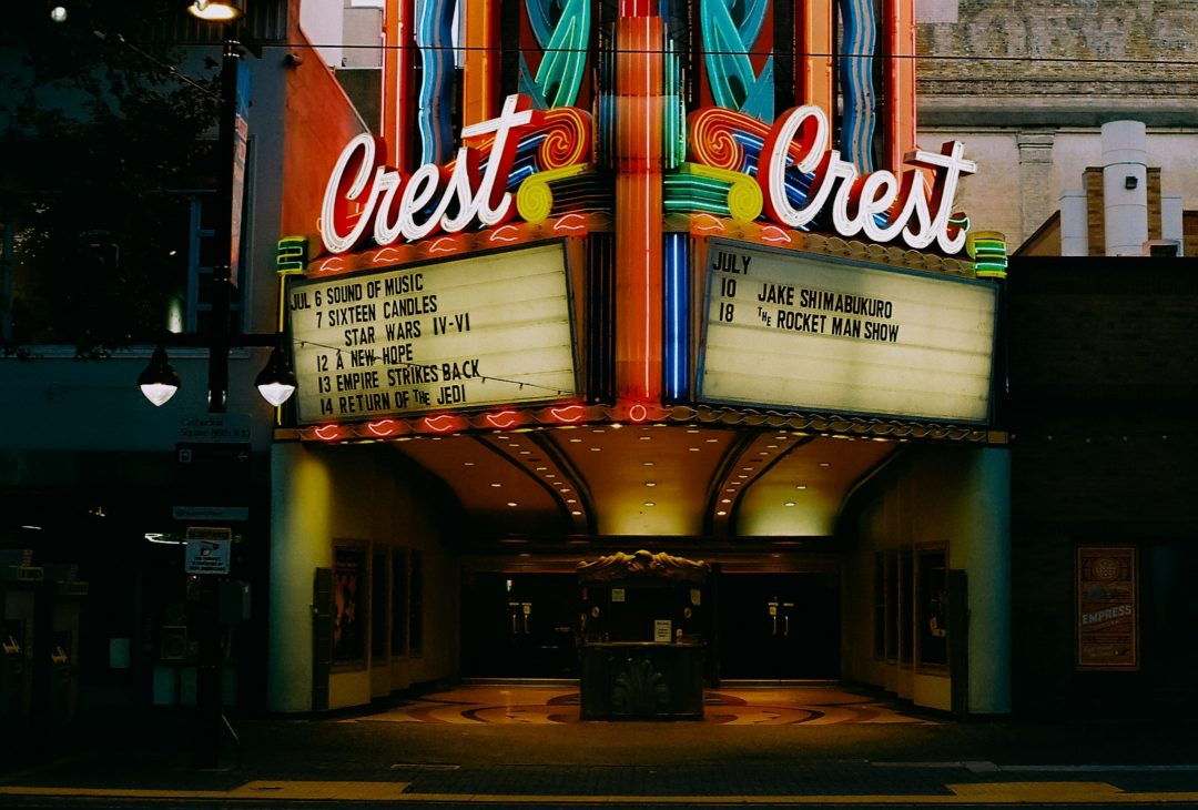 things to do in sacramento at night - crest theatre