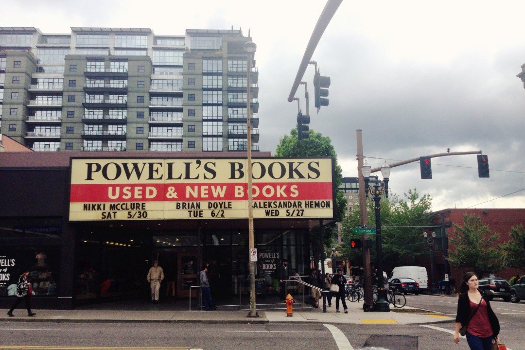 Powell's City of Books - Powell's Books | things to do in Portland for free
