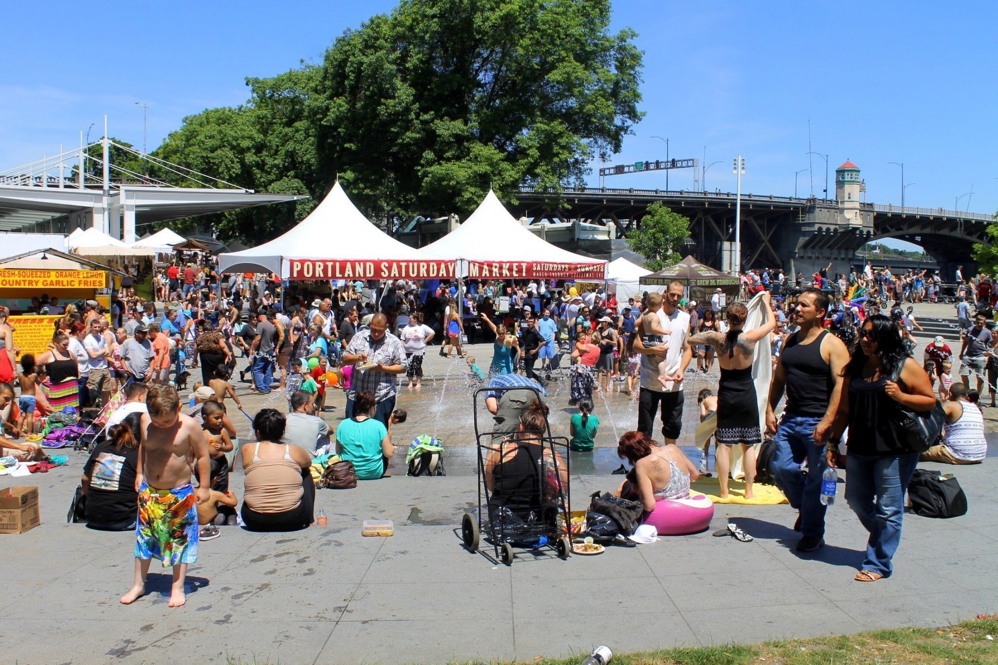 Portland Saturday Market - Oregon