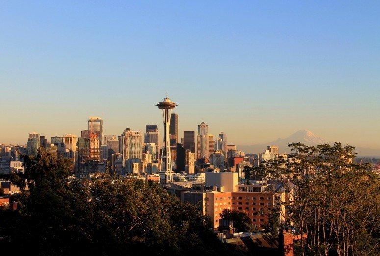 Seattle Skyline - Washington
