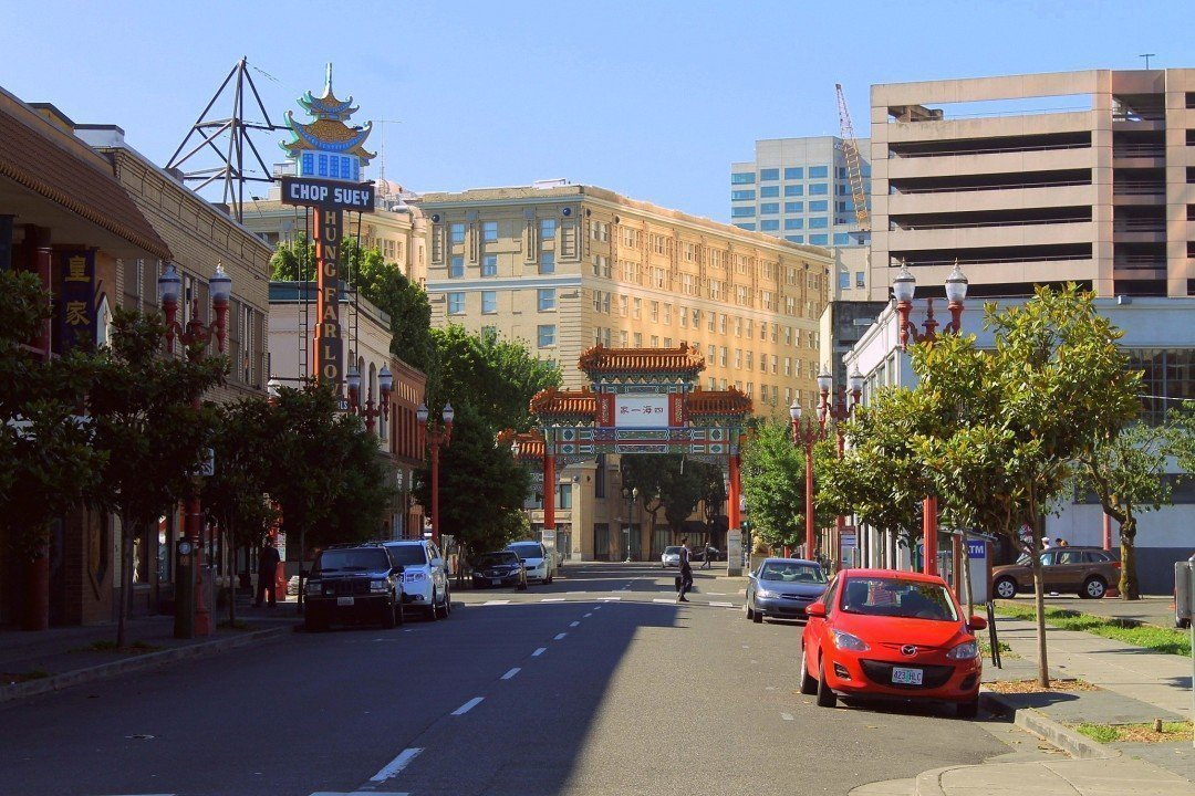Free Things to do in Portland   Chinatown   Oregon