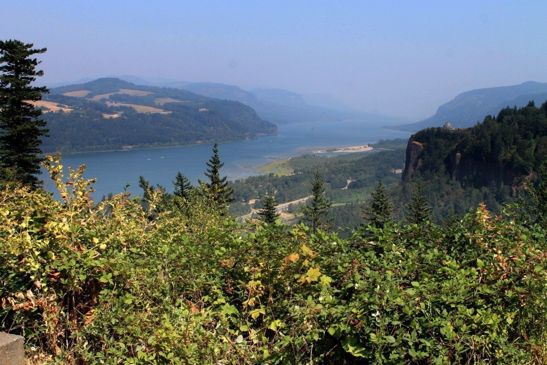 Columbia Gorge | hiking near Portland Oregon