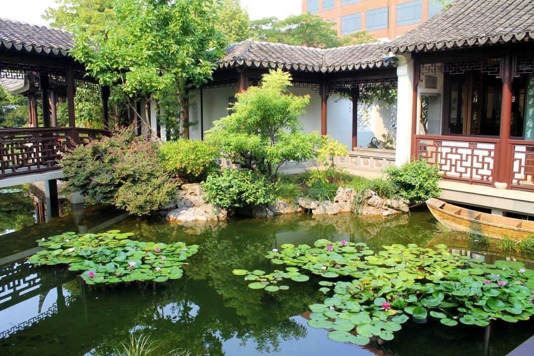 Lan Su Chinese Garden | things to do in Portland for free