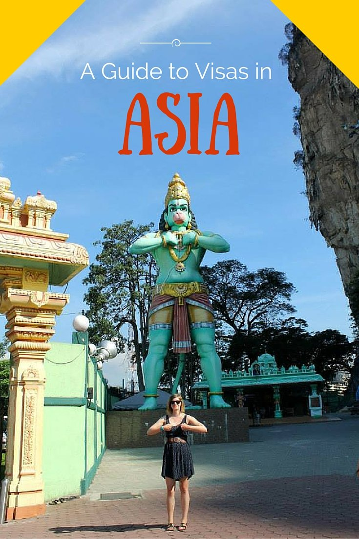 A Guide to Visas in Asia - Travel