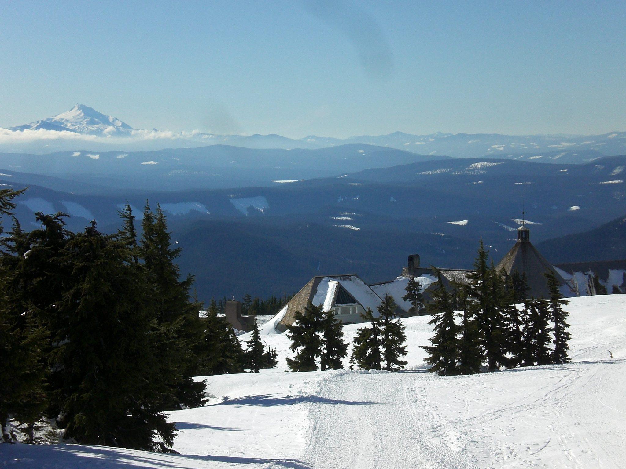 Timberline Lodge - Portland, Oregon