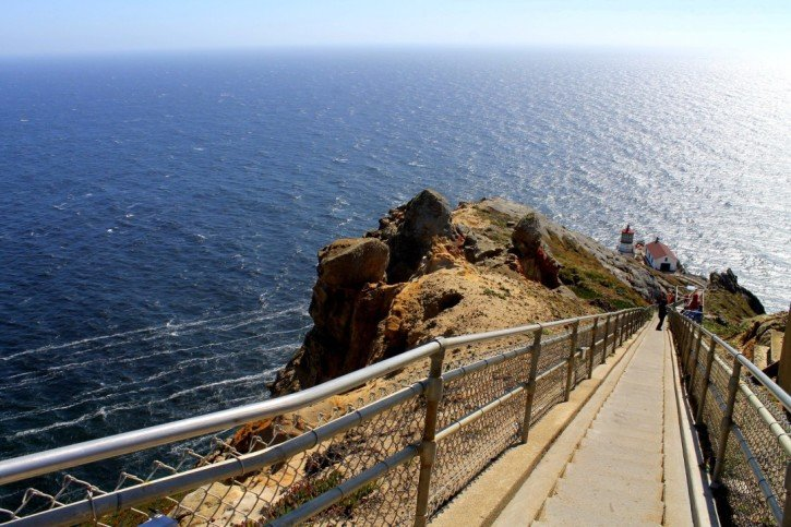 Point Reyes Lighthouse - California