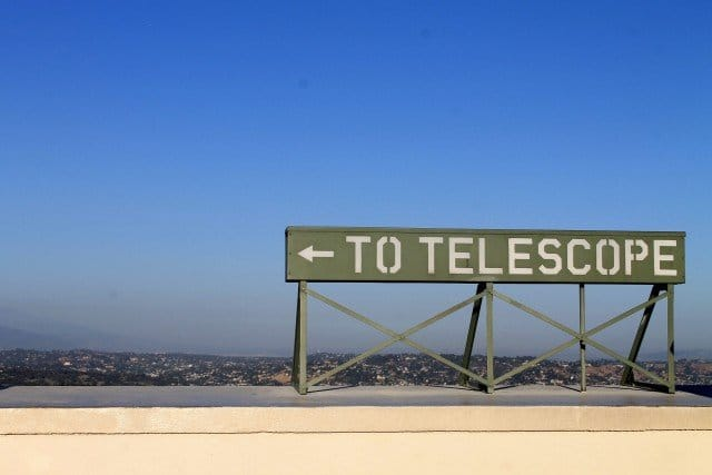 Griffith Observatory - Los Angeles, California
