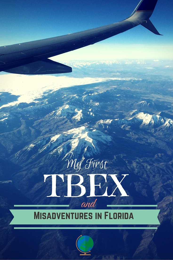 My First TBEX and Misadventures in Florida