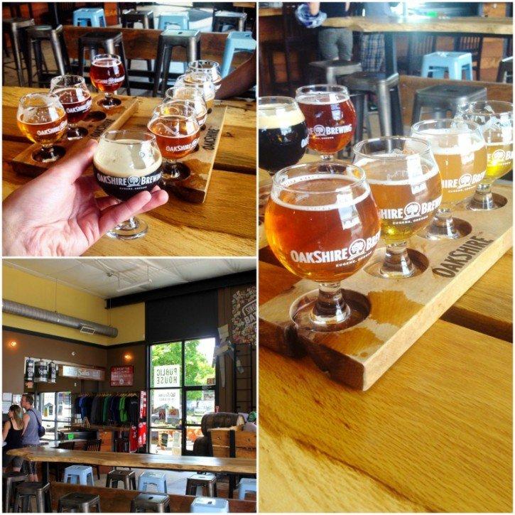 Oakshire Brewery - Eugene, Oregon