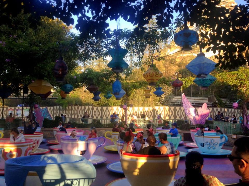 Disneyland Mat Hatter - California