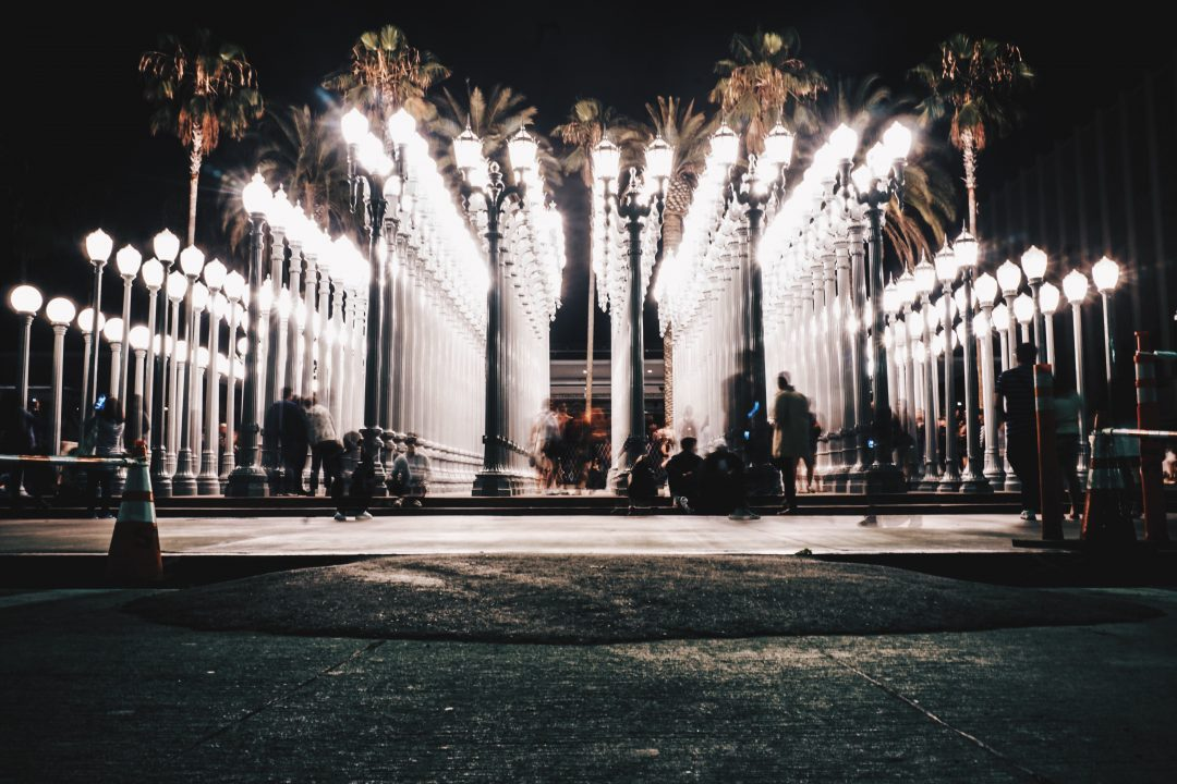 free museums in la - urban light