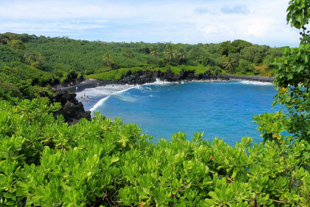 Wai'anapanapa Coastal Trai - Maui Trails