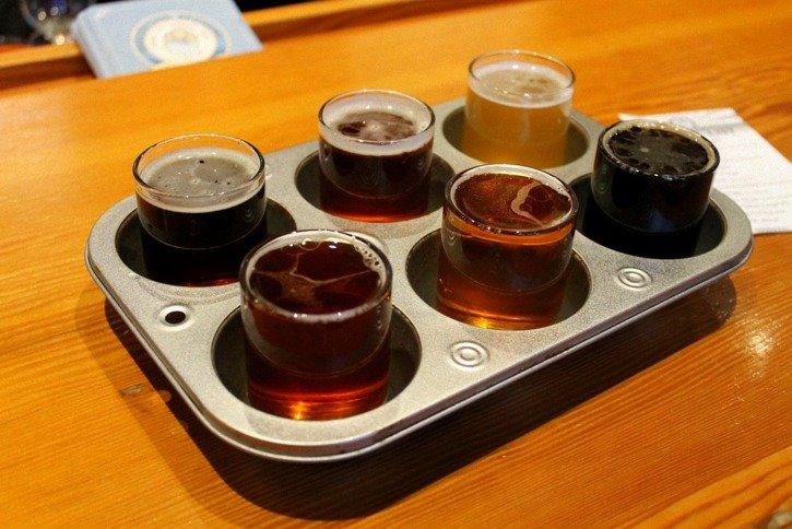 Discretion Brewing - Santa Cruz, California