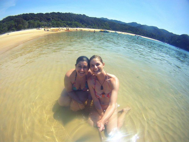 Abel Tasman, New Zealand - The Atlas Heart 2015 Review