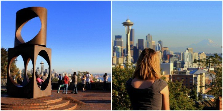 Visit all of the must see in Seattle in 2 days
