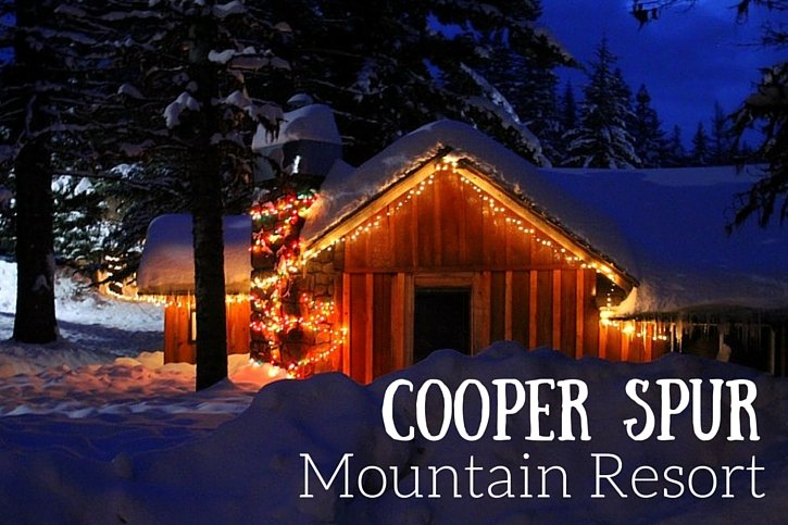 Best places to stay near mt hood - Cooper Spur Mountain Resort
