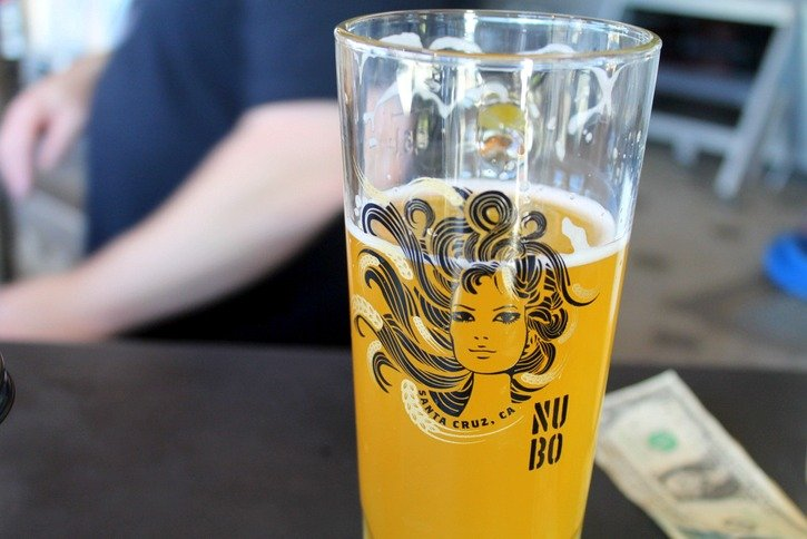fun things to do in Santa Cruz, New Bohemia Brewing, California