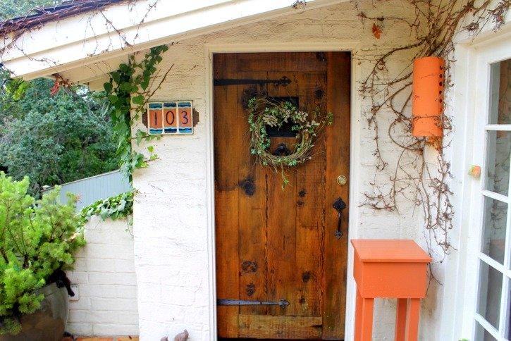 The Adobe on Green Street - Santa Cruz, California