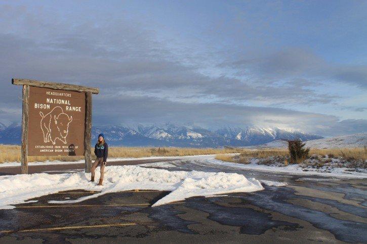 Montana-National-Bison-Range-Missoula