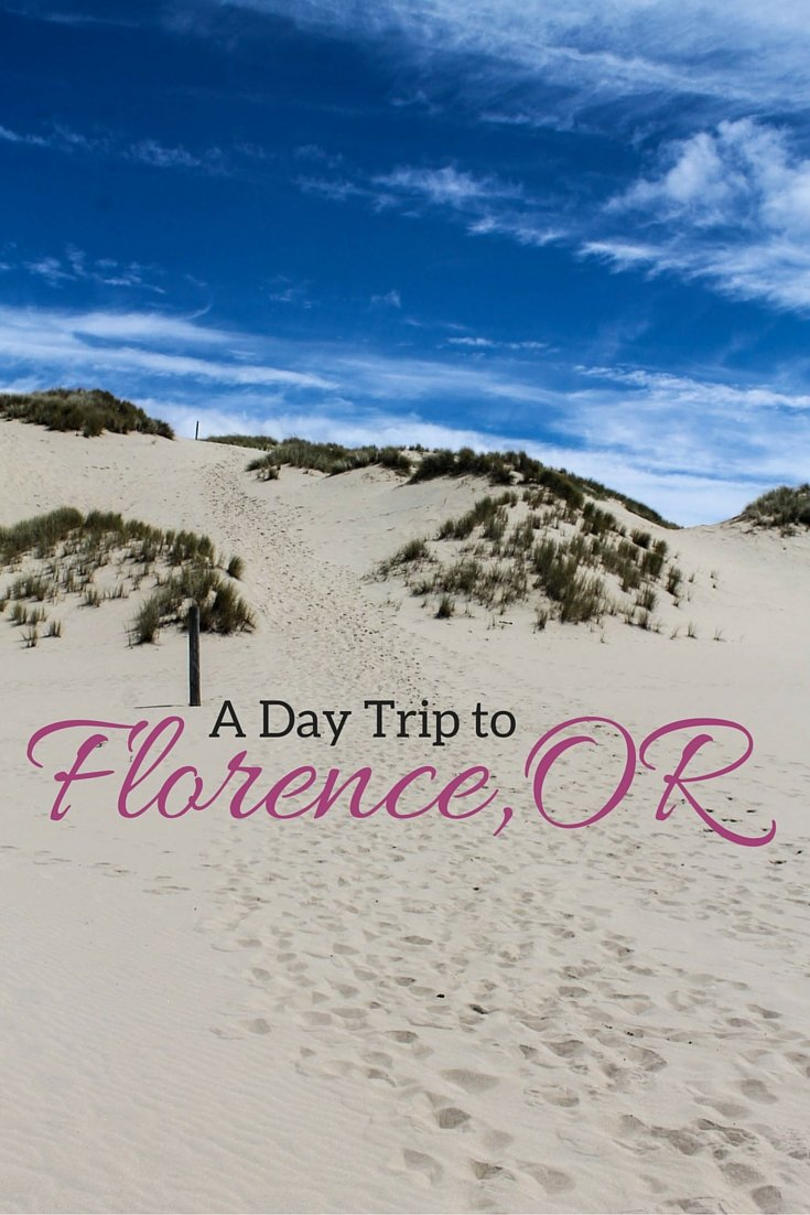 A Day Trip to Florence, Oregon - USA Travel