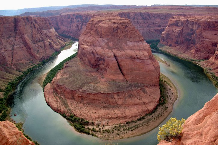 Horseshoe Bend in Arizona, USA - 2016 Destinations, The Atlas Heart