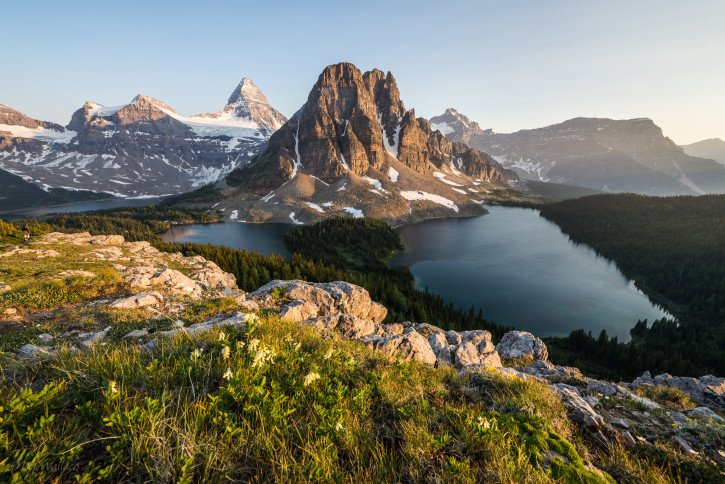 British Columbia, Canada - 2016 Destinations, The Atlas Heart
