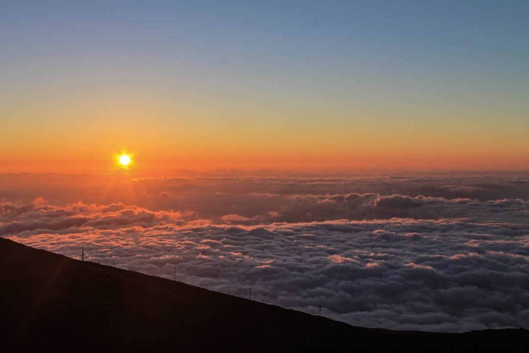 Experiencing the Haleakalā Crater hike in Maui