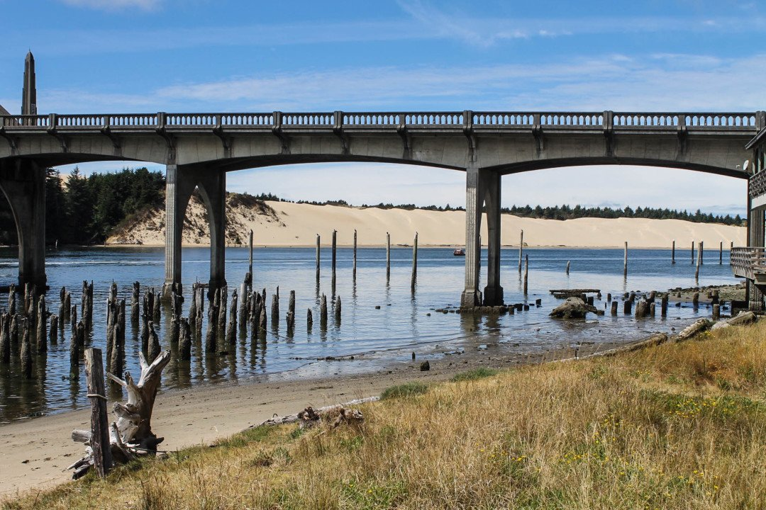Things to do in Florence, Oregon - Siuslaw River