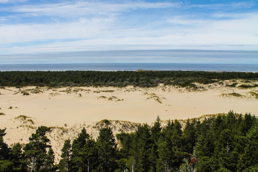 Experience the best Florence, Oregon beaches