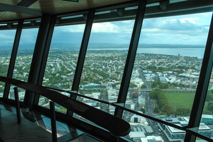 Auckland Sky Tower - New Zealand
