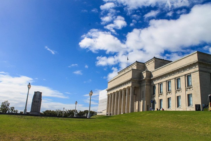 Auckland War Memorial Museum - New Zealand