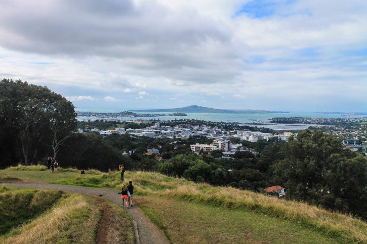 Mt. Eden - Auckland, New Zealand