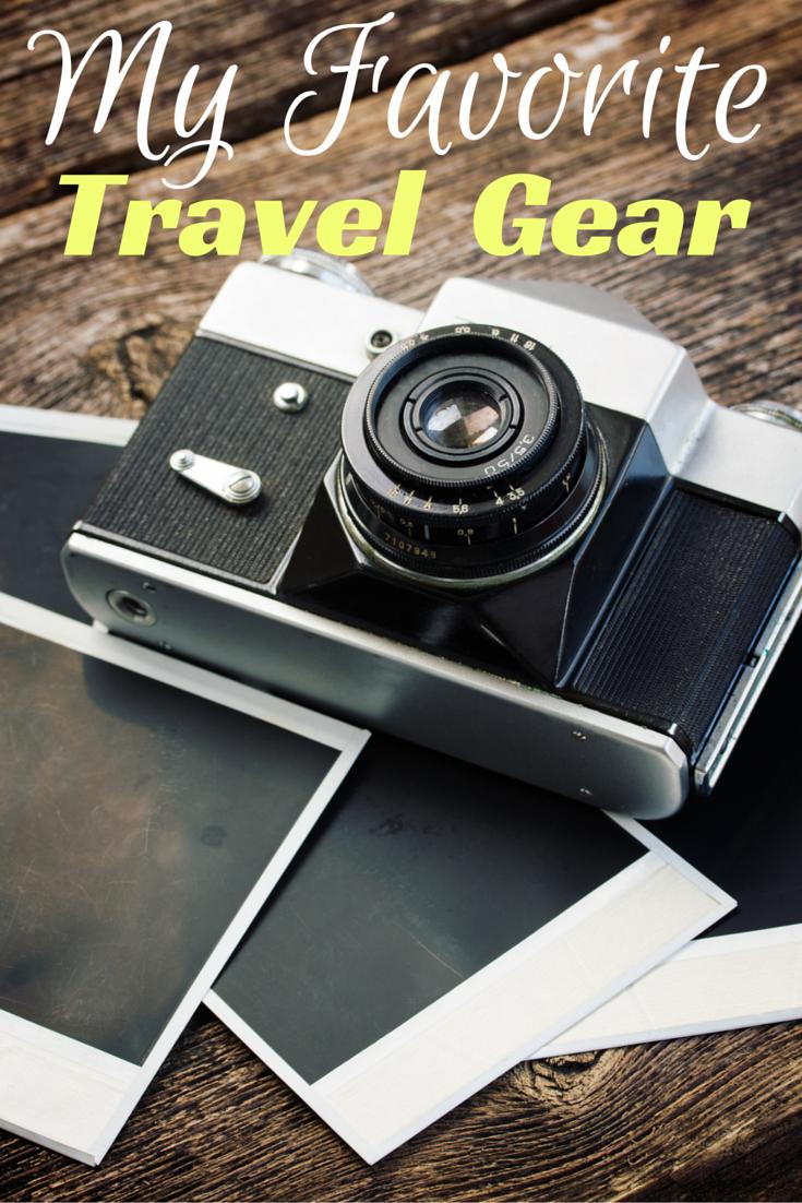 My Favorite Travel Gear - The Atlas Heart