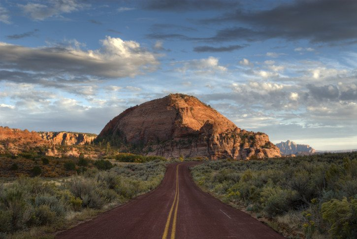 Zion National Park in Utah, USA - 2016 Destinations, The Atlas Heart
