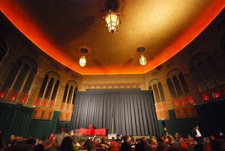 Portland Movie Theaters, Oregon