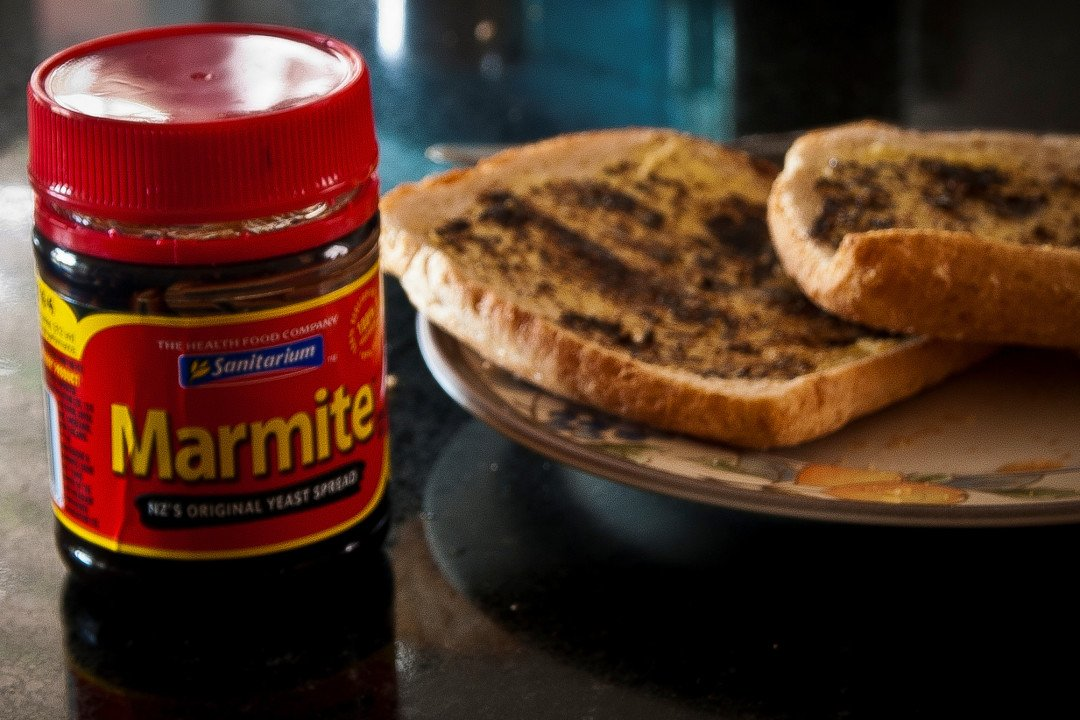 Food to try in New Zealand - Marmite