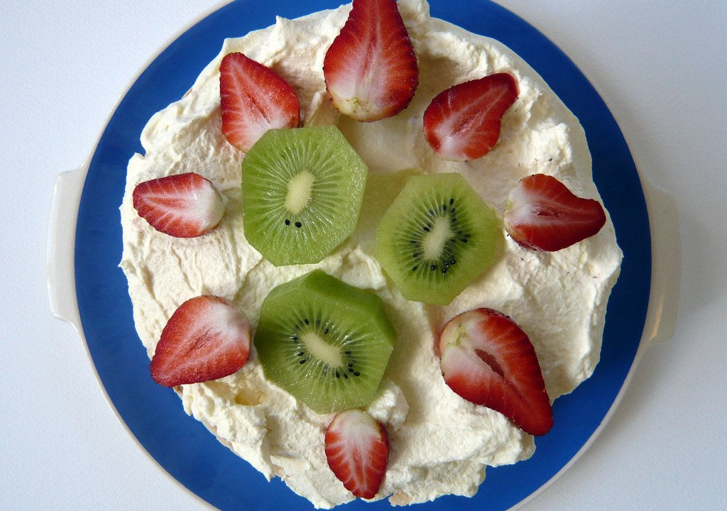 Food and drink in New Zealand - Pavlova