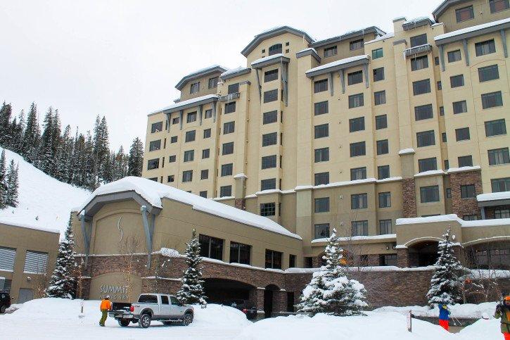 Big Sky Resort Accommodation - Montana, USA