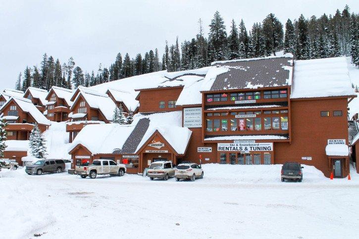 Big Sky Resort - Montana, USA