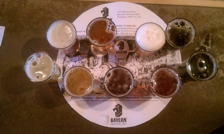 Bayern Brewing - Missoula, Montana