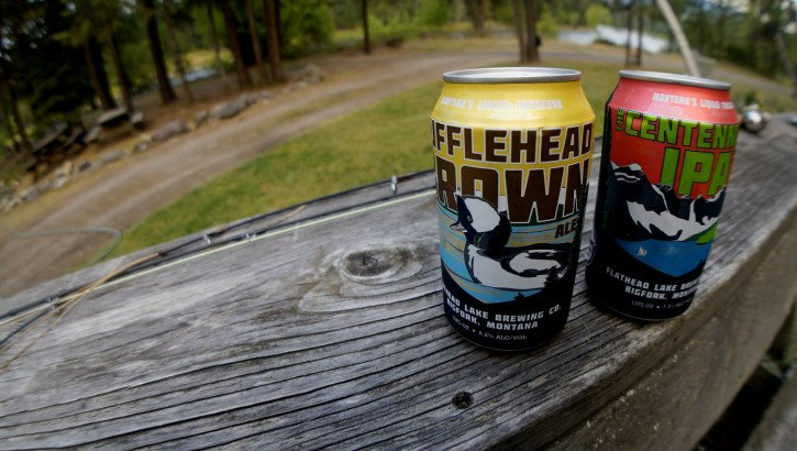 Flathead Lake Brewing Co. - Missoula, Montana
