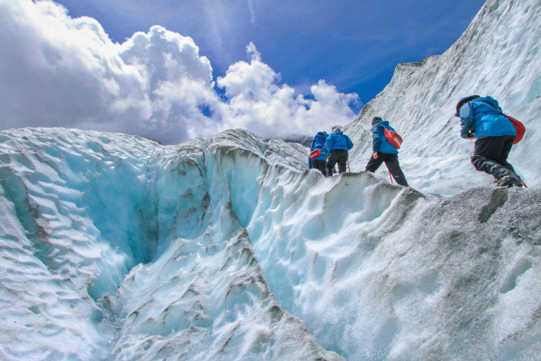 Franz Josef Glacier Hike   Must See Places in New Zealand