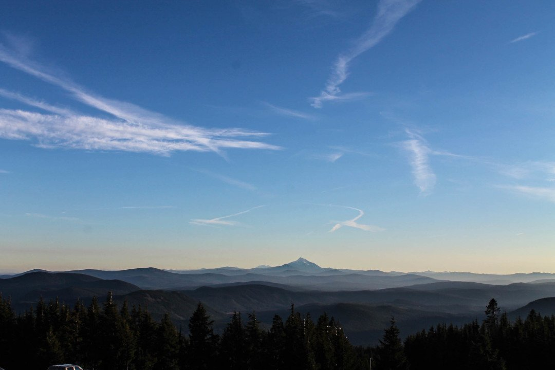 Timberline Lodge at Mt. Hood - The Fruit Loop Tour - Mt Hood day trip from Portland