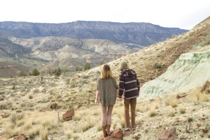 John Day Fossil Beds - Oregon