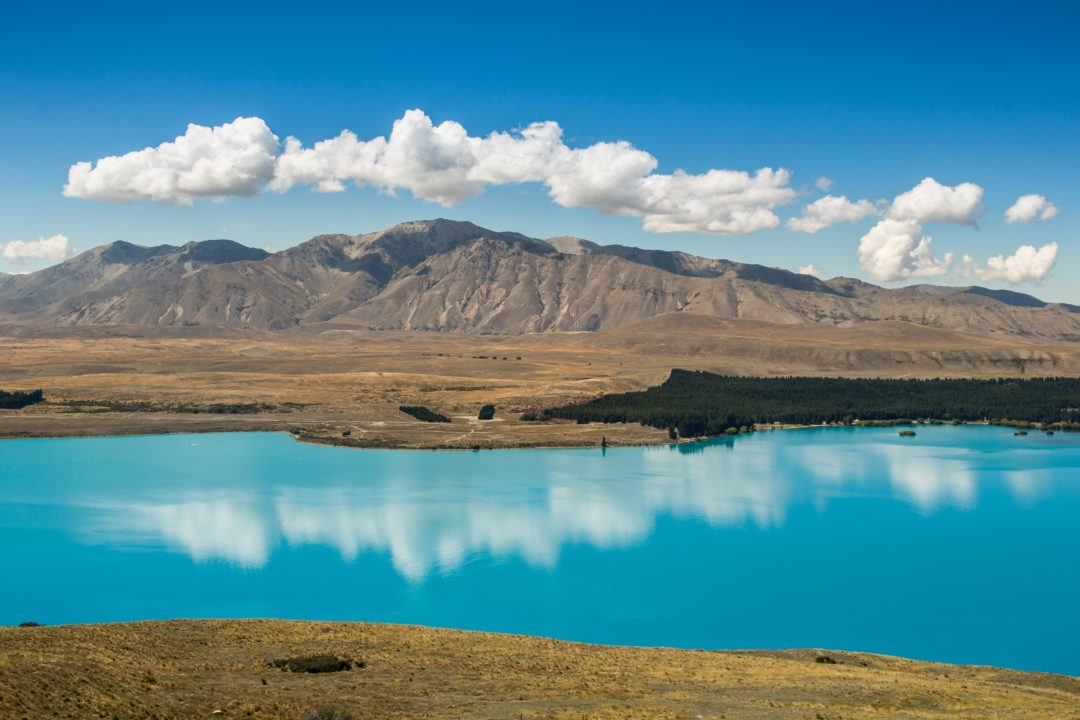 Lake Tekapo   South Island New Zealand   Must See Places in New Zealand