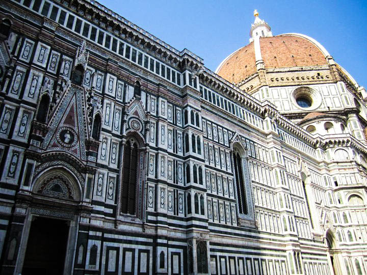 The Duomo in Florence, Italy - Europe