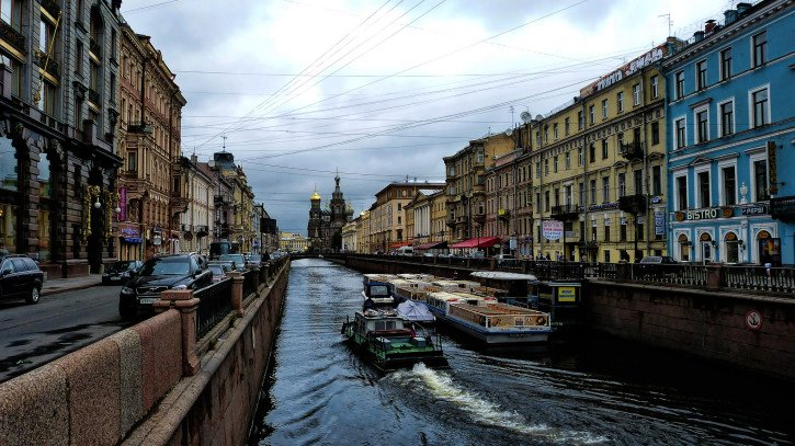 Travel Misconceptions - St. Petersburg, Russia