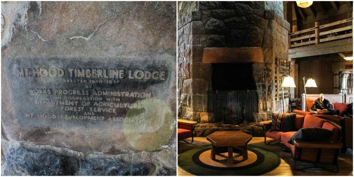 Timberline Lodge at Mt. Hood - The Fruit Loop Tour - Portland to Mt Hood day trip