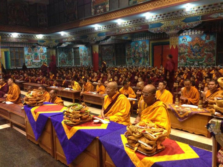 Losar celebrations in Nepal